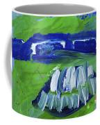 Bandit Teeth Coffee Mug