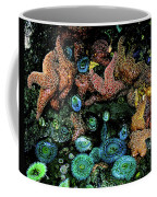 Bandon Beach Oregon Pacific Tidal Pool Coffee Mug