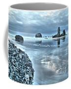 Bandon Beach Scatter Coffee Mug