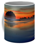 Bandon Foggy Fire Coffee Mug