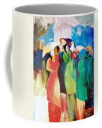 Bangalore Rain Coffee Mug