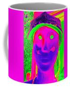 Banged Up Beatnick Coffee Mug