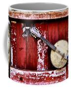 Banjo Mandolin - American Music Coffee Mug