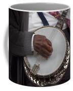 Banjo Music Coffee Mug
