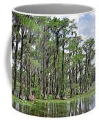 Banks Lake Georgia Coffee Mug