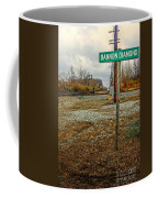 Bannon Diamond 01 Coffee Mug