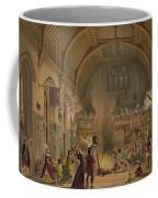 Banquet In The Baronial Hall, Penshurst Coffee Mug