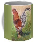 Bantam Cockerel Coffee Mug