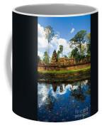 Banteay Srei - Angkor Wat - Cambodia Coffee Mug