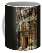 Banteay Srei Temple 01 Coffee Mug