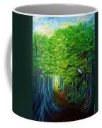Banyan Walk Coffee Mug