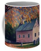 Baptist Church  Cades Cove Coffee Mug
