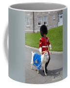 Baptiste The Goat Coffee Mug by Edward Fielding
