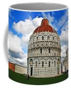 Baptistery Of St. John  Coffee Mug