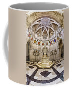 Baptistry At Saint John The Divine Cathedral Coffee Mug