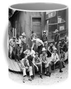 Bar Front, 1940 Coffee Mug