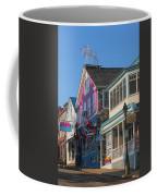 Bar Harbor Downtown  Coffee Mug