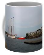 Bar Harbor Scene  Maine Coffee Mug