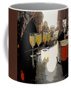 Bar Scene - Absinthe At Pirates Alley Coffee Mug