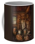 Bar - Weighing The Hops Coffee Mug by Mike Savad