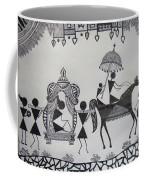 Baraat - The Wedding Procession Coffee Mug