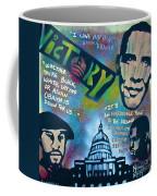 Barack And Common And Kanye Coffee Mug
