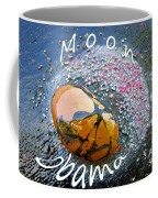 Barack Obama Moon Coffee Mug