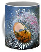 Barack Obama Moon Coffee Mug