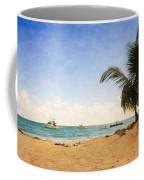 Barbados Beach Coffee Mug