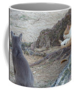 Barbados Cat Family Coffee Mug
