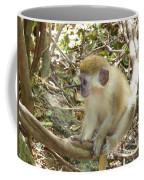 Barbados Green Monkey Coffee Mug