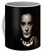 Barbara Stanwyck Early In Her Career C.1933-2014 Coffee Mug
