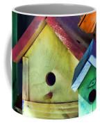 Barbara's Birdhouses Coffee Mug