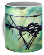 Barbed Wire Love-jealousy 2 Coffee Mug