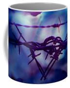 Barbed Wire Love Series The Blues 2 Coffee Mug