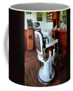Barber - Barber Chair And Cash Register Coffee Mug