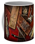 Barber - Barber Tools Of The Trade Coffee Mug