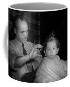 Barber - First Haircut Coffee Mug