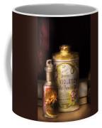 Barber -  Sharp And Dohmes Violet Toilet Powder  Coffee Mug by Mike Savad