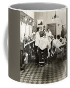 Barber Shop, 1920 Coffee Mug