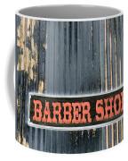 Barber Shop - Photopower Coffee Mug