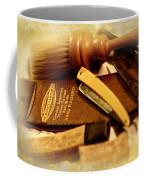 Barber Tools Coffee Mug
