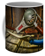 Barber - Vintage Hair Care Coffee Mug