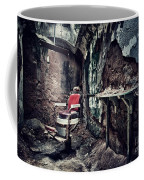 Barber's Chair Coffee Mug