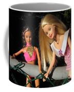 Barbie Escapes Coffee Mug
