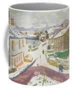Barbon In The Snow Coffee Mug