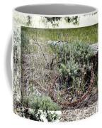Barbwire Wreath 2 Coffee Mug