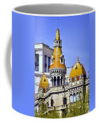 Barcelona Architecture Coffee Mug