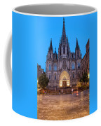 Barcelona Cathedral In The Evening Coffee Mug