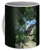 Barcelona Light Through The Trees Coffee Mug